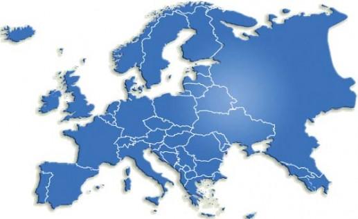 Cała Europa